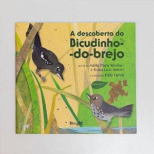 """Livro infantil - """"A descoberta do bicudinho-do-brejo"""""""