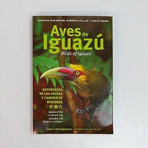 """Livro - """"Aves de Iguazú"""""""