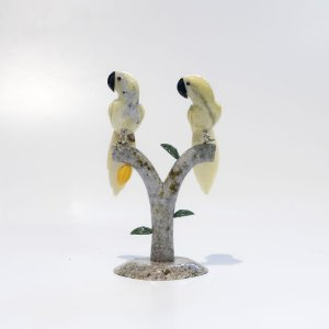 Pássaros pedra