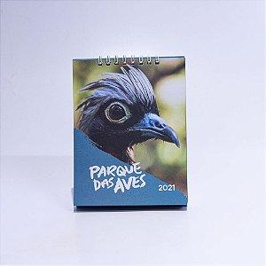 Calendário Parque das Aves - 2021