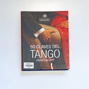 Livro - 50 CLAVES DEL TANGO