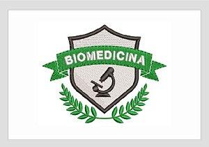 Bordado de Figura - Biomedicina