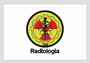 Bordado de Figura - Radiologia