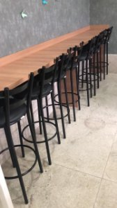 Banquetas - Mesas e Cadeiras para Restaurante REF 5100