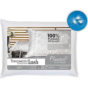 Travesseiro Pluma de Ganso Lush 50x70cm - Plumasul