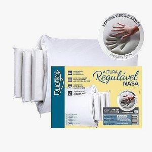 Travesseiro Duoflex Nasa Altura Regulavel