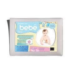 Travesseiro Infantil Baby Visco Malha Acima De 2 Anos