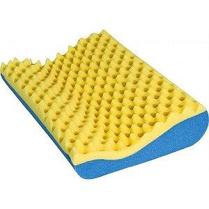 Travesseiro Cervical  Ortopédico Caixa de Ovo Luckspuma