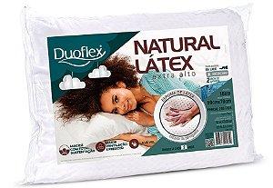Travesseiro Duoflex Real Látex Natural Extra Alto 50x70 cm