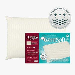 Travesseiro nasa Ventsoft Duoflex 50x70
