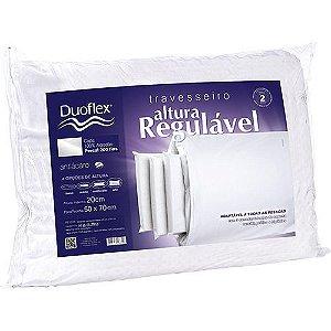 Travesseiro Altura Regulavel  Duoflex