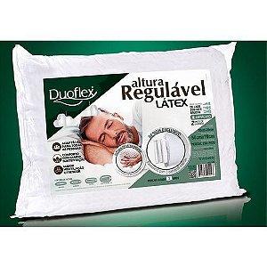 Travesseiro de Altura Regulável - 100% Látex Duoflex