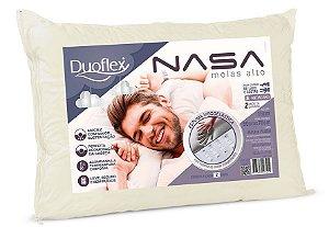 Travesseiro de molas nasa alto luxo 50x70x16cm