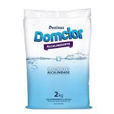 DOMCLOR-ELEVADOR DE ALCALINIDADE 2 KG