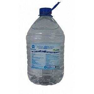 Água Destilada 5 litros