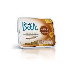 Cera Quente Mel com Propolis 800g - Depil Bella