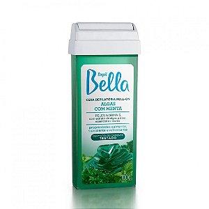 Cera Roll on Algas 100g - Depil Bella