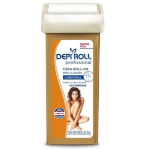 Cera Roll on Mel 100g - Depi Roll