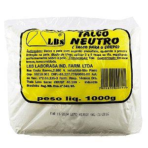 Talco Neutro LBS 1kg