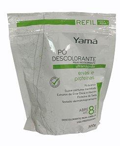 Pó Desc. Ervas Dust Free Refil Yama 300g
