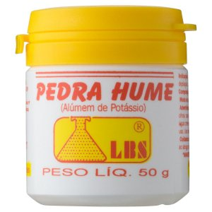 Pedra Hume LBS 50G