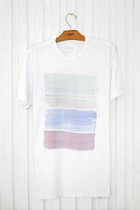 T-shirt Silk Por do Sol