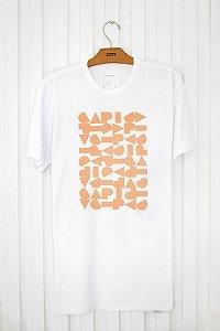 T-shirt Silk Painel