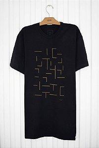 T-shirt Silk Cobre