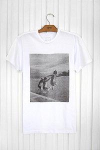 T-shirt Silk Salto