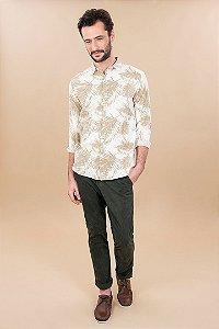 Camisa Botanic