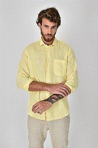 Camisa Linho Color