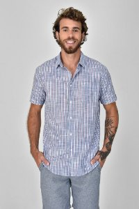 Camisa Manga Curta Feira Livre