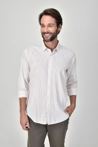 Camisa Xadrez Relax Color
