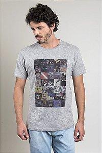 T-shirt Silk Album