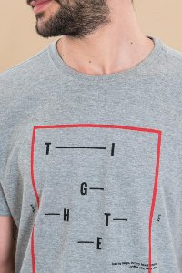 T-shirt Silk Keys