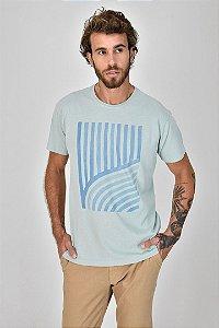 T-shirt Silk Linhas