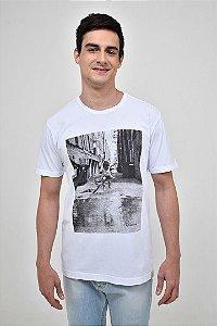T-Shirt Silk Menino