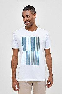 T-Shirt Silk Geo Hand