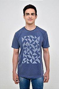 T-Shirt Silk Ladrilho