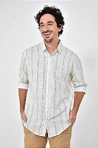 Camisa Manga Longa Listra Acqua