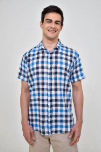Camisa Manga Curta Rio