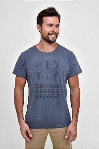 T-Shirt Silk Barber Shop