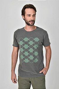 T-shirt Silk Limão