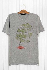 T-shirt Silk Natural
