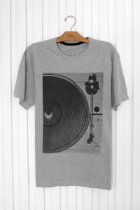 T-shirt Silk Vinil