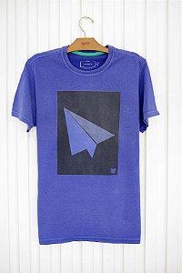 T-shirt Silk Gaivota
