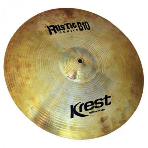 "Prato Krest Rustic Series Medium Crash 20"" Liga B10"