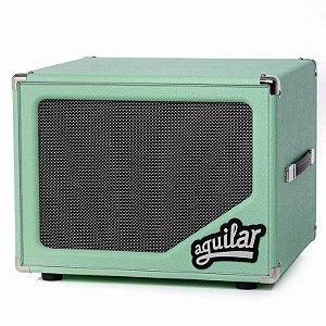 "Caixa Aguilar SL112 250 Watts 1 Falante 12"" Poseidon Green"