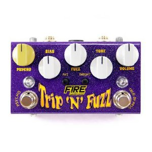Pedal Fire Trip'n'Fuzz