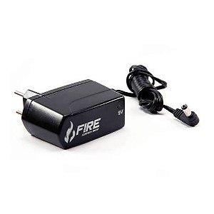 Fonte Fire para Alimentação de Pedal ou Pedaleira Power One 9V